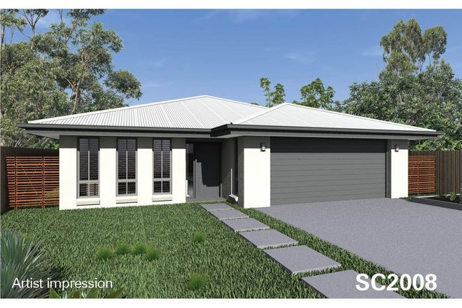 Picture of Lot 2307 Bluewater, TRINITY BEACH QLD 4879