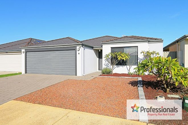 Picture of 8 Blackall Mews, PIARA WATERS WA 6112