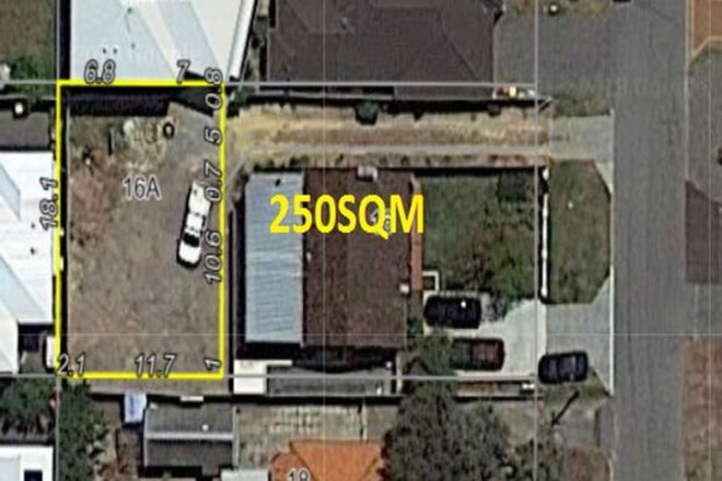 Picture of 16A Almurta Way, NOLLAMARA WA 6061