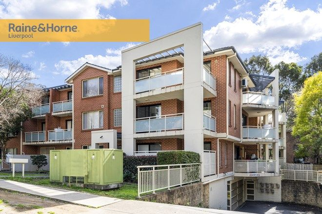 Picture of 10/7-11 Paton Street, MERRYLANDS WEST NSW 2160
