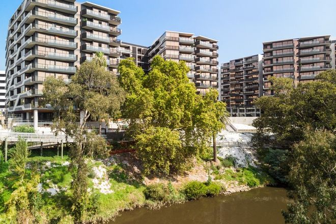 Picture of B603/631 Victoria Street, ABBOTSFORD VIC 3067