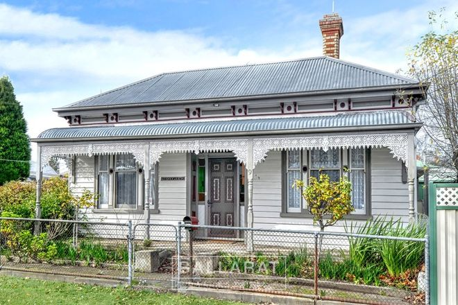 Picture of 9 James Street, GOLDEN POINT VIC 3350