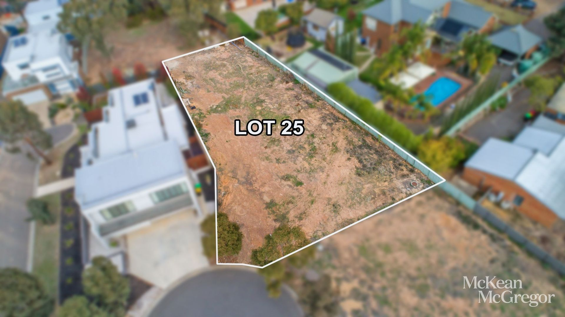 Lot 25 Elwood Drive, Strathdale VIC 3550, Image 0