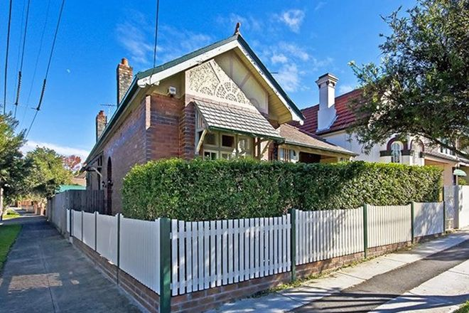 Picture of 13 Wardell Road, LEWISHAM NSW 2049