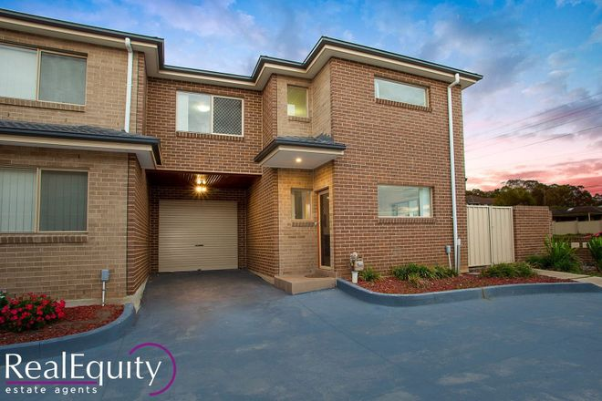 Picture of 1/178 Newbridge Road, MOOREBANK NSW 2170
