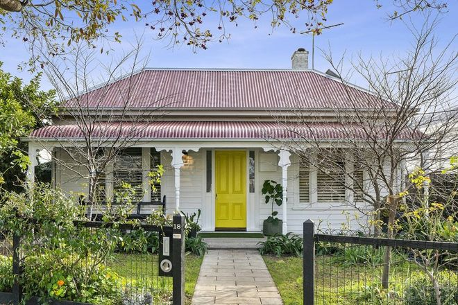 Picture of 18 Orchard Street, EAST GEELONG VIC 3219