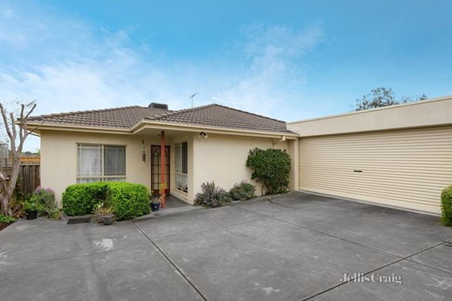 Picture of 2/53 Harold Street, BULLEEN VIC 3105