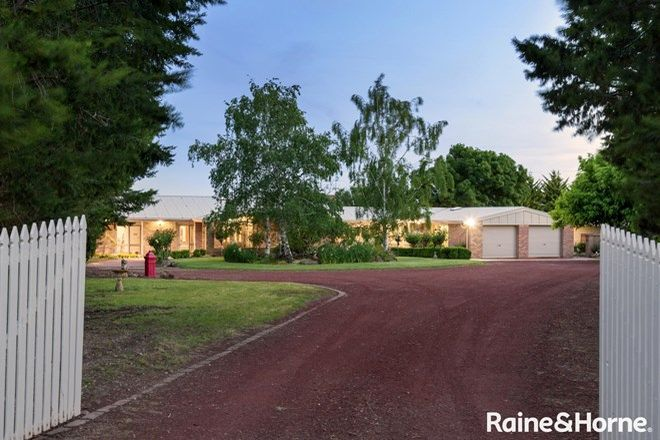 Picture of 251 Gisborne-Melton Road, TOOLERN VALE VIC 3337