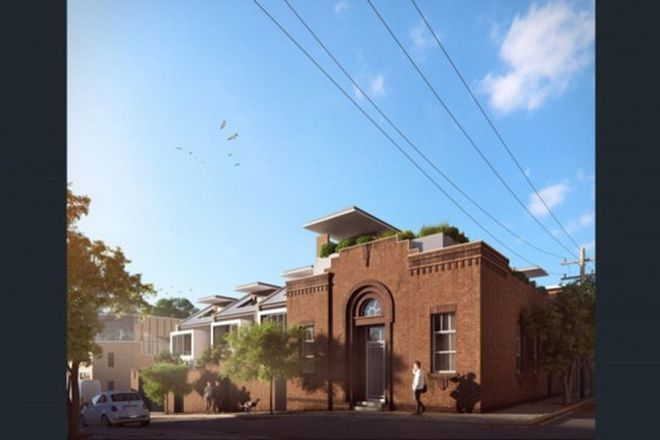 Picture of 3/134 Lennox Street, NEWTOWN NSW 2042