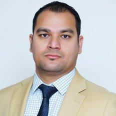 Bishal Pokhrel, Sales representative