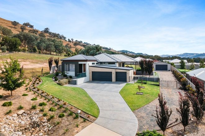 Picture of 12 Galilee Court, HUON CREEK VIC 3691