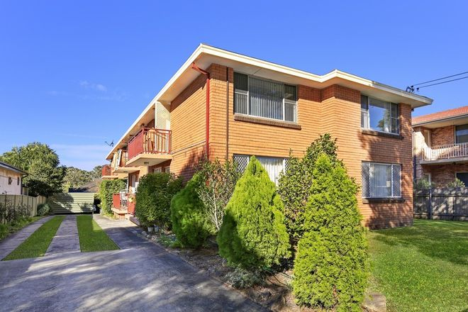 Picture of 6/7 England  Street, WEST WOLLONGONG NSW 2500
