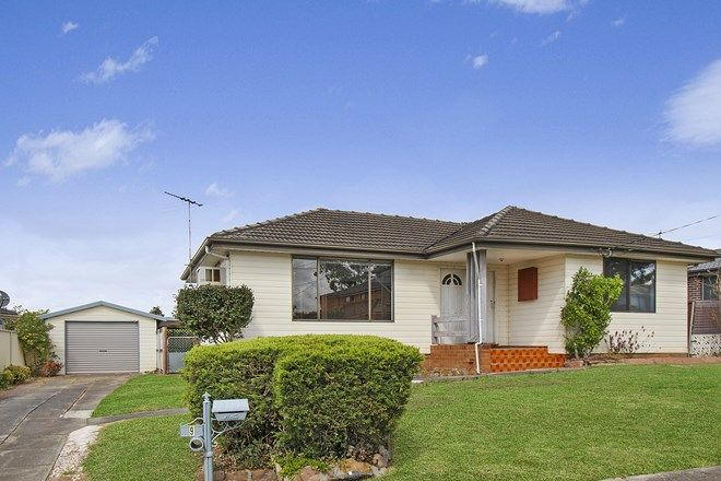 Picture of 9 Hutchens Avenue, MOUNT PRITCHARD NSW 2170
