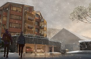 Picture of Bellevarde Apartments, Thredbo Village NSW 2625
