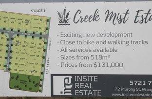 Picture of Lot 65 Creek Mist Estate, Wangaratta VIC 3677
