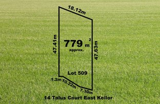 Picture of 14 Talus Court, Keilor East VIC 3033