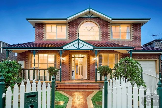 Picture of 12 Emmy Court, BURWOOD VIC 3125