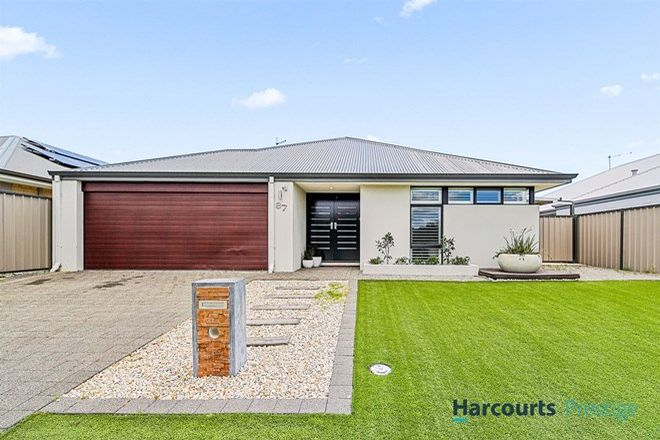 Picture of 87 Monticello Parkway, PIARA WATERS WA 6112