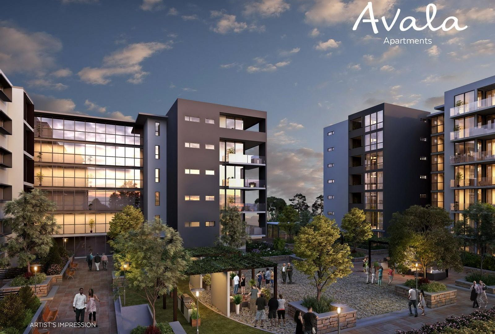 Avala Apartments 90 Cartwright Avenue, Miller NSW 2168, Image 2