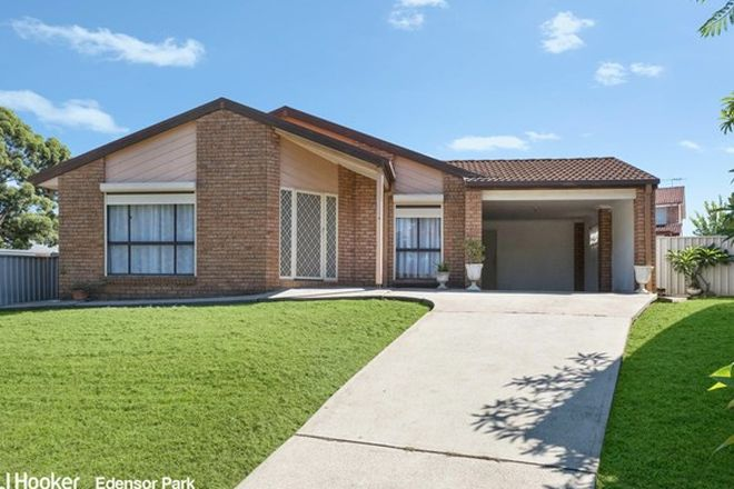 Picture of 3 Whisson Close, ABBOTSBURY NSW 2176