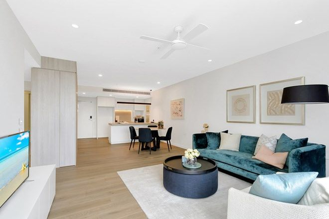 Picture of 1406/50 Longland Street, NEWSTEAD QLD 4006
