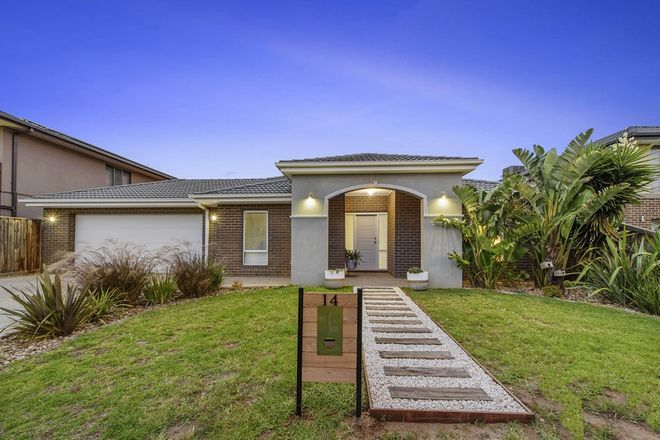 Picture of 14 BEAUFORT PARADE, TAYLORS HILL VIC 3037