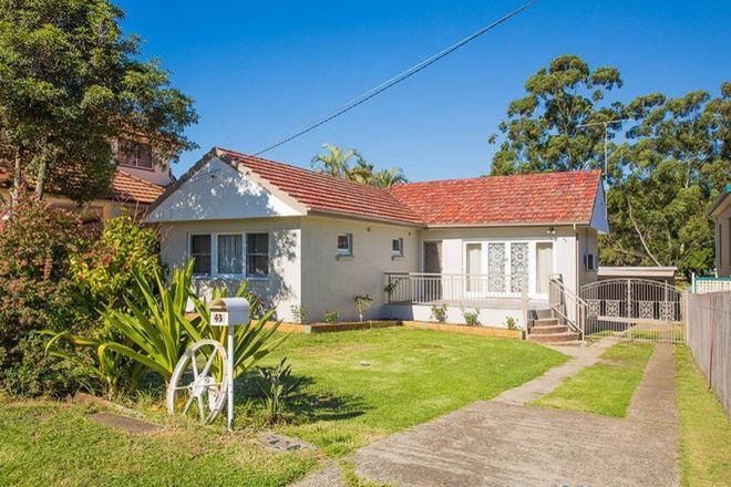 Picture of 43 Cabarita Road, CONCORD NSW 2137