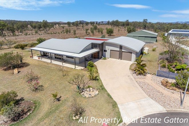 Picture of 27 Propeller Place, GATTON QLD 4343