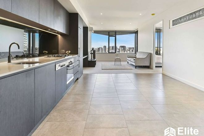 Picture of 1906/155 FRANKLIN STREET, MELBOURNE VIC 3000