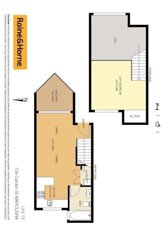 12/128 Garden Street, Maroubra NSW 2035, Image 6
