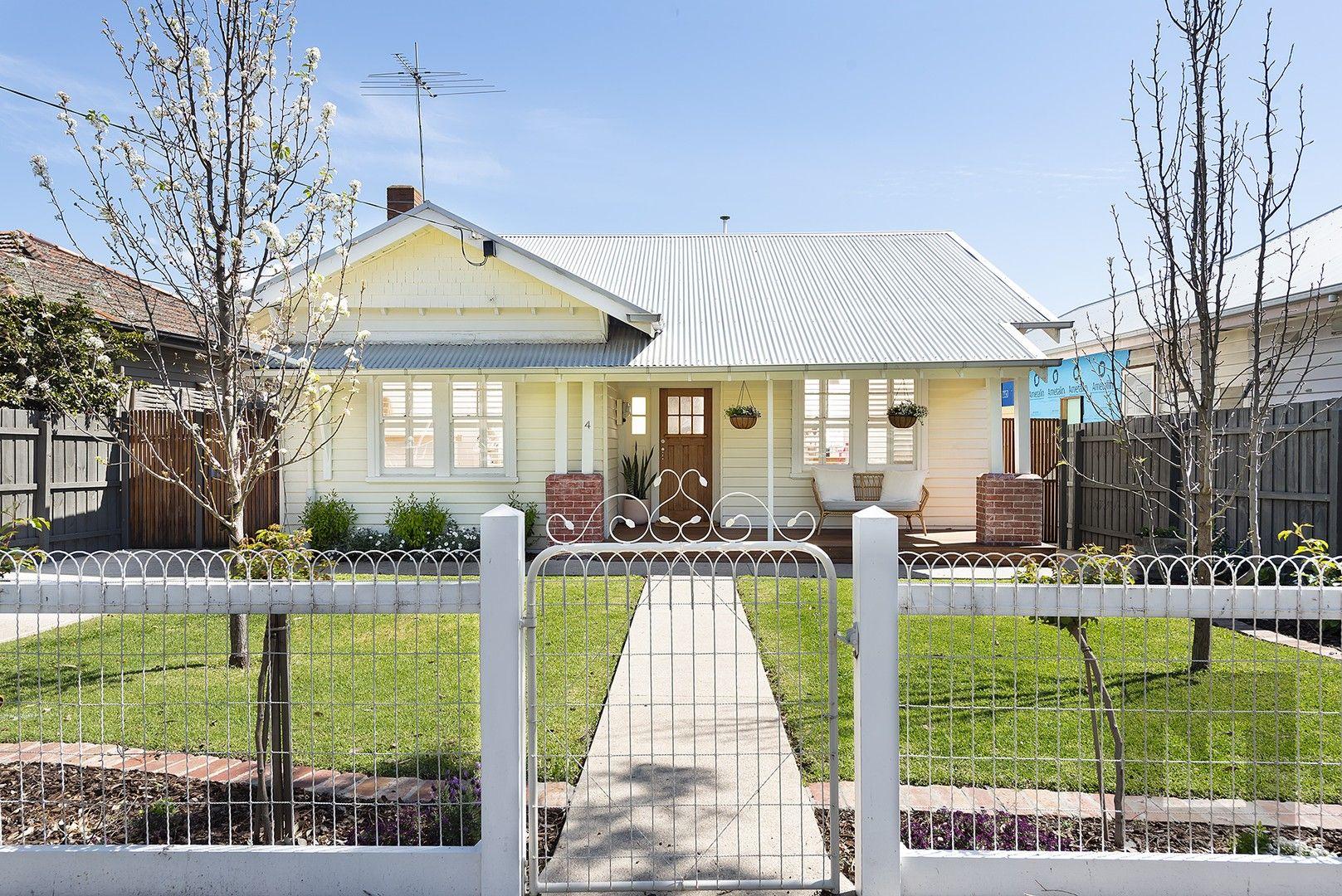 3 bedrooms House in 4 Govan Street FOOTSCRAY VIC, 3011