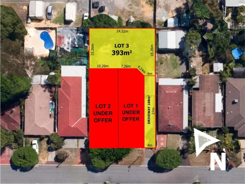 Lots 1-3 119 Leake Street, Belmont WA 6104, Image 0