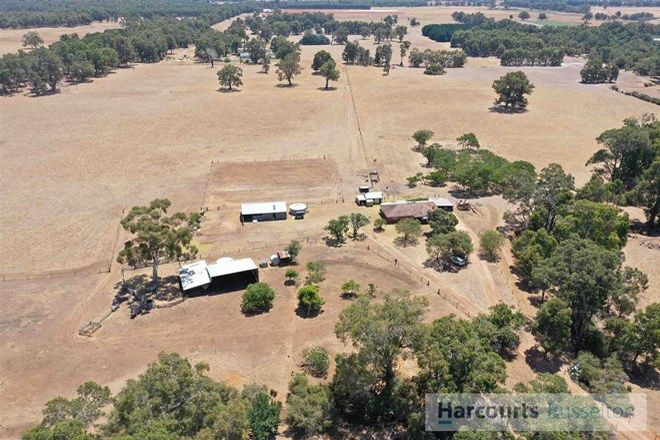 Picture of 4419 Jalbarragup Road, ACTON PARK WA 6280