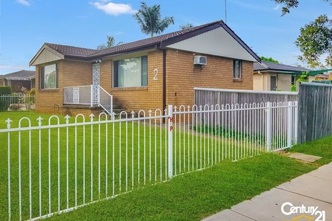 Picture of 2 Dashmere Street, BOSSLEY PARK NSW 2176