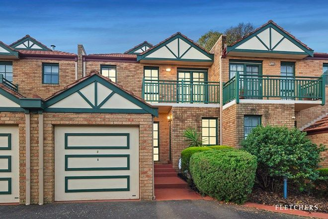 Picture of 2/10 Stringybark Close, FOREST HILL VIC 3131