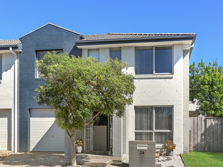 24 Northcott Boulevard, Hammondville NSW 2170, Image 0