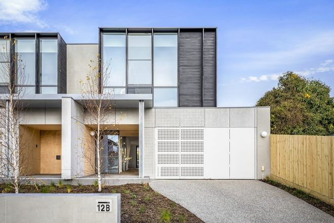 Picture of 12B Adrian Street, BENTLEIGH EAST VIC 3165