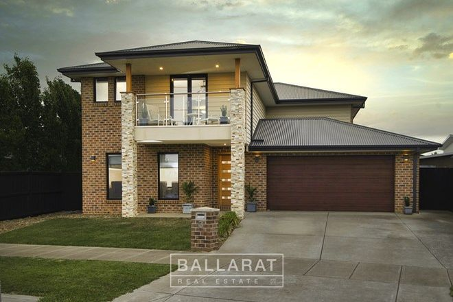 Picture of 3 Luxford Street, ALFREDTON VIC 3350