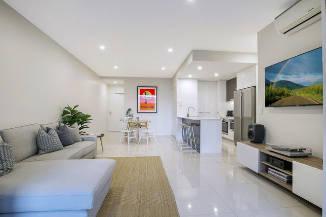 Picture of 202/50 Lamington Avenue, LUTWYCHE QLD 4030