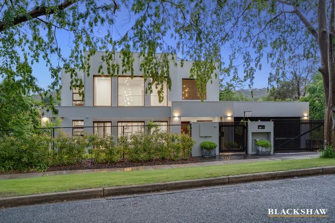 Picture of 9 Macartney Crescent, DEAKIN ACT 2600