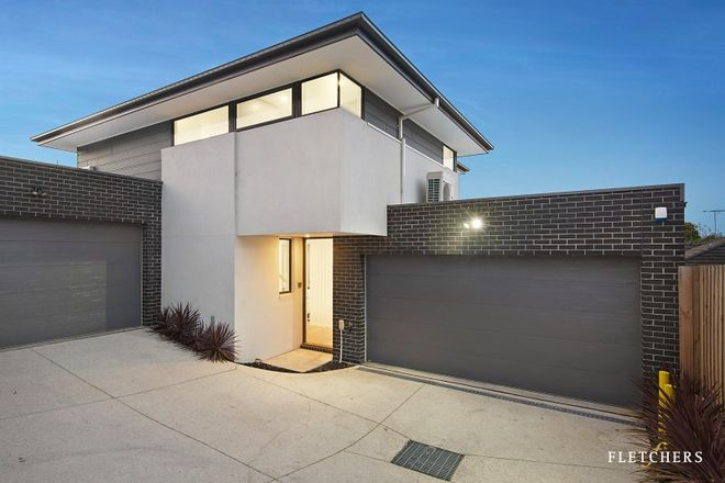 Picture of 2/11 Railway Avenue, ASHWOOD VIC 3147