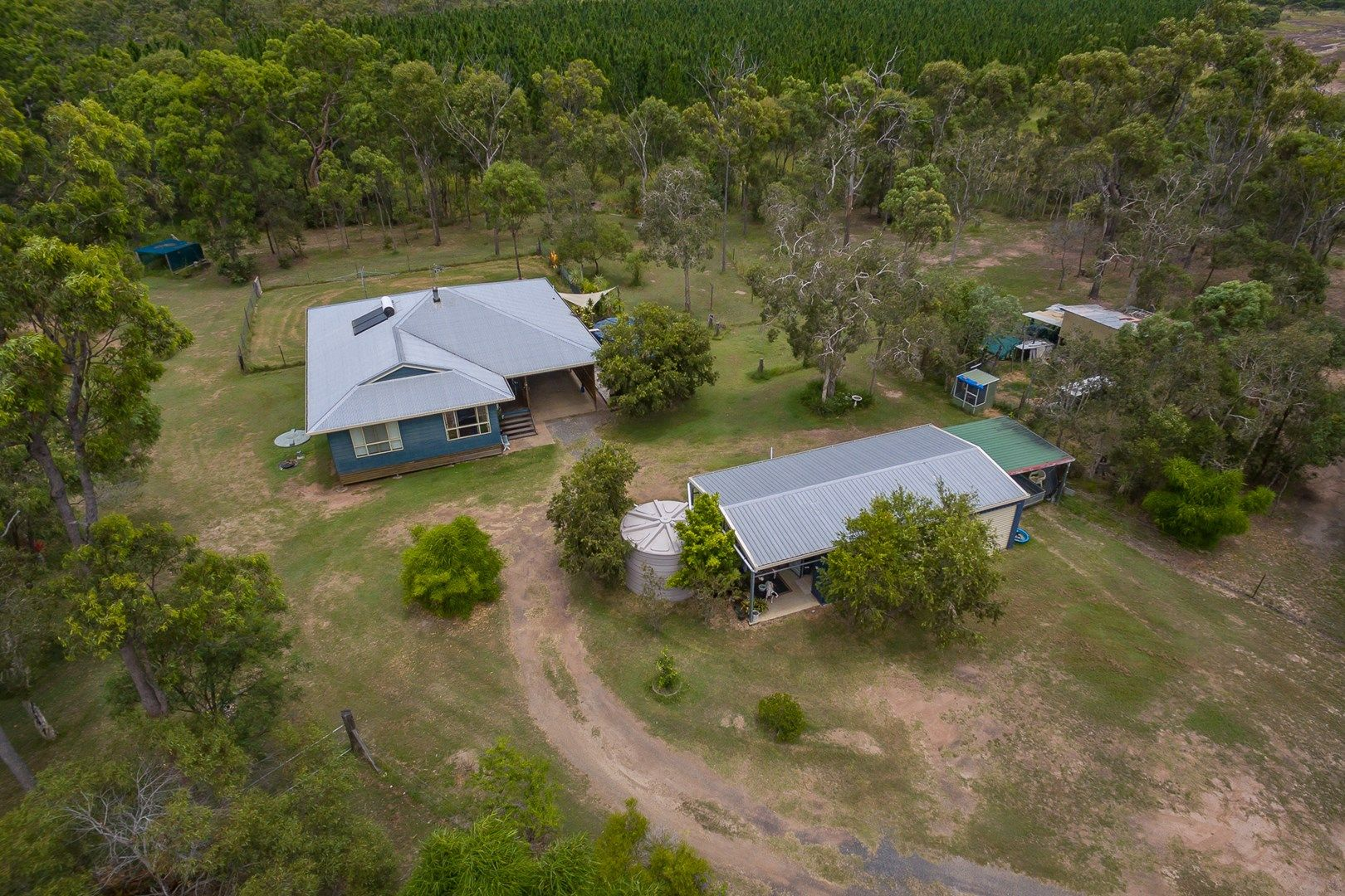 257 Sully Dowdings Road, Pine Creek QLD 4670, Image 0