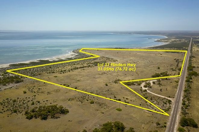 Picture of Lot 31 Flinders Highway, PORT KENNY SA 5671