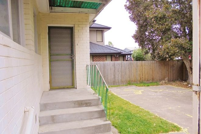 Picture of 3/25 Colin Road, OAKLEIGH SOUTH VIC 3167
