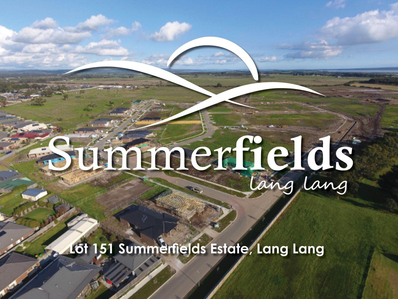 Lot 151 Summerfields Estate, Lang Lang VIC 3984, Image 0