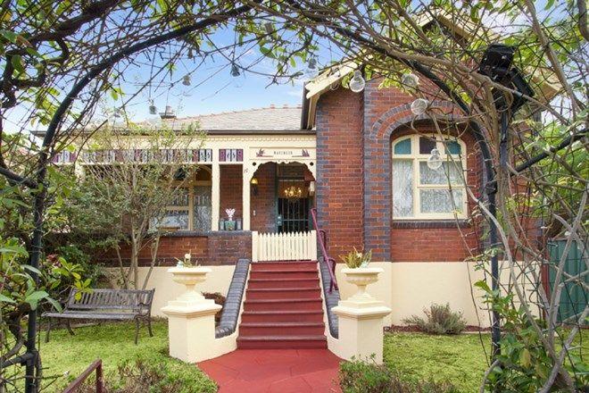 Picture of 20 Hanks Street, ASHFIELD NSW 2131