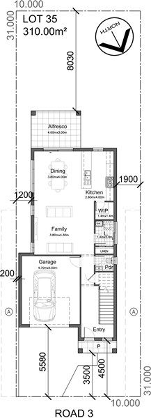 Lot 35 Proposed Road, Leppington NSW 2179, Image 2