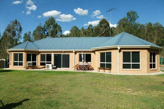 Picture of 819 Boonah Rathdowney Road, WALLACES CREEK QLD 4310