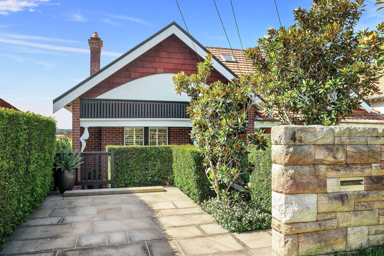 45 Dalton Road, Mosman NSW 2088, Image 0