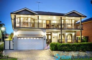81 James Mileham Drive, Kellyville NSW 2155